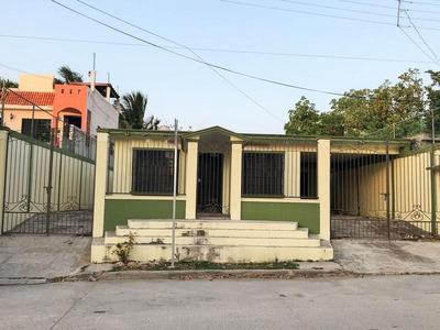 Casa En Venta Col. Hidalgo Ote. Cd. Madero, Tam.