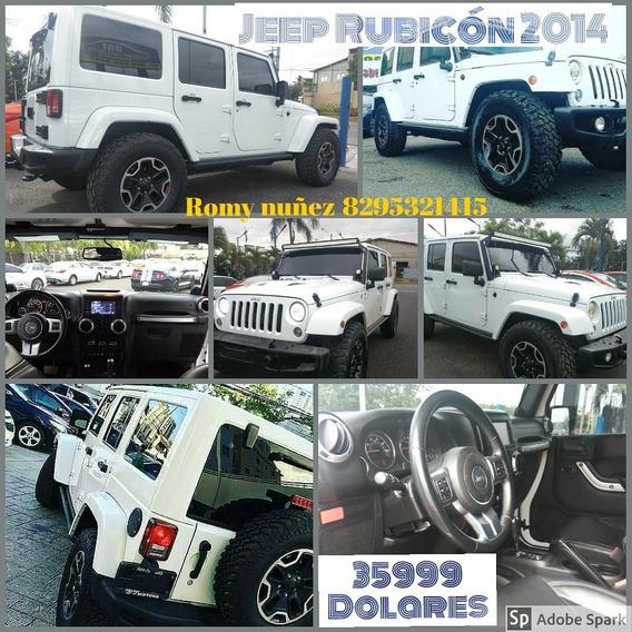 Jeep Rubicon Americana