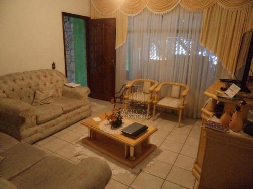 Casa  Residencial À Venda, Parque Novo Oratório, Santo André. - Ca0540