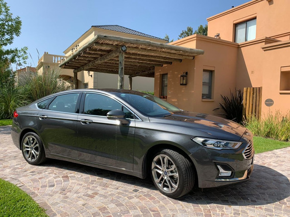 Ford Mondeo Sel Modelo 2019