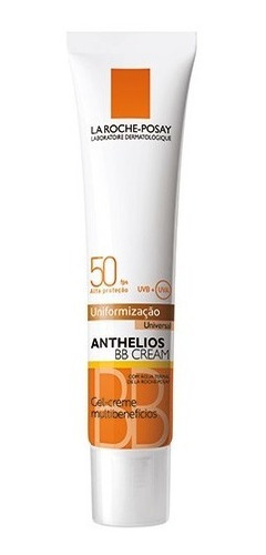 Anthelios Bb Cream La Roche-posay - Base Facial Natural