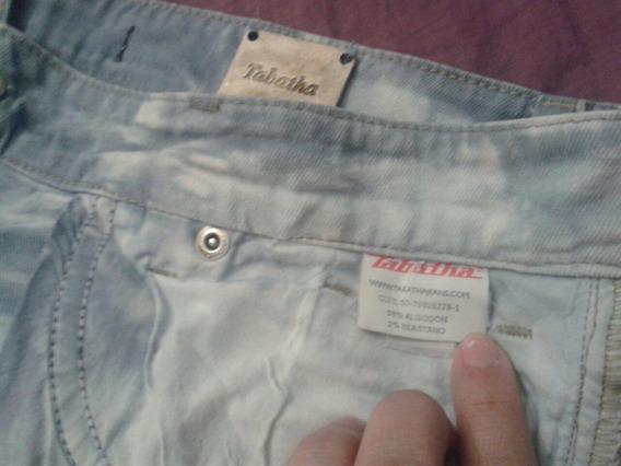 Bermuda De Jeans Tabatha Talle 48