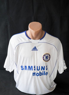 Camisa Chelsea adidas Gg 2012