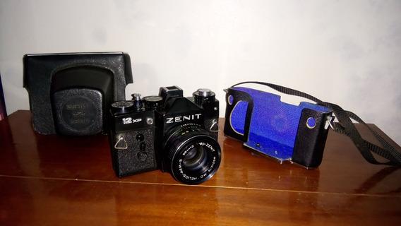 Câmera Fotográfica Profissional Analogica Zenit 12xp