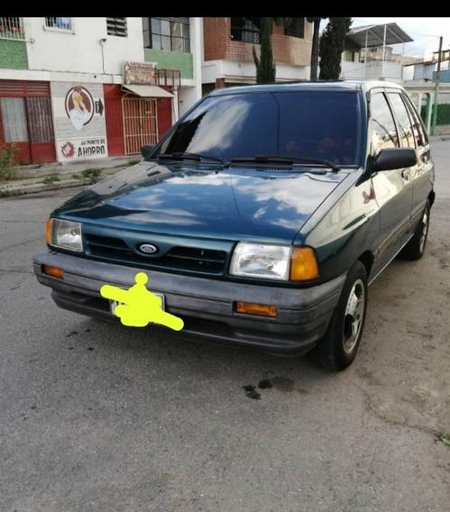 Vendo Ford Festiva Año 1995 Sincronico