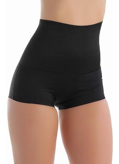Cinta Modeladora Hot Shaper Hote Calcinha Cintura Alta Slim