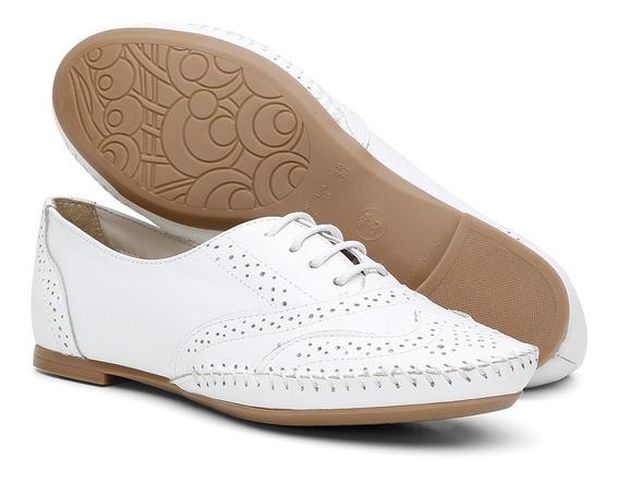 Sapato Feminino Linha Oxford Dex Lançamento 2019