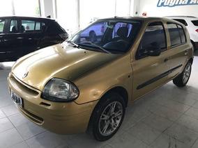 Renault Clio 1.6 Rn Aa Pack 2000 Full.-exelente!