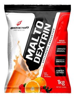 Malto Dextrina 1kg - Bodyaction Vários Sabores
