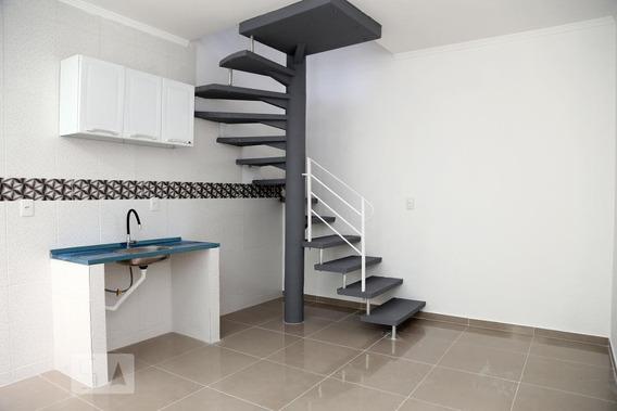 Apartamento Para Aluguel - Parque Pinheiros, 1 Quarto, 35 - 893104456