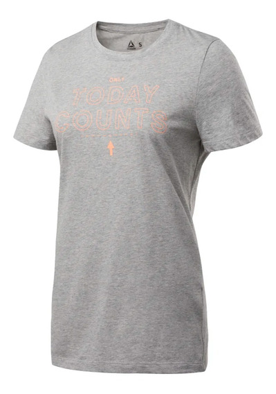 Remera Gs Today Counts Mujer Ek1283