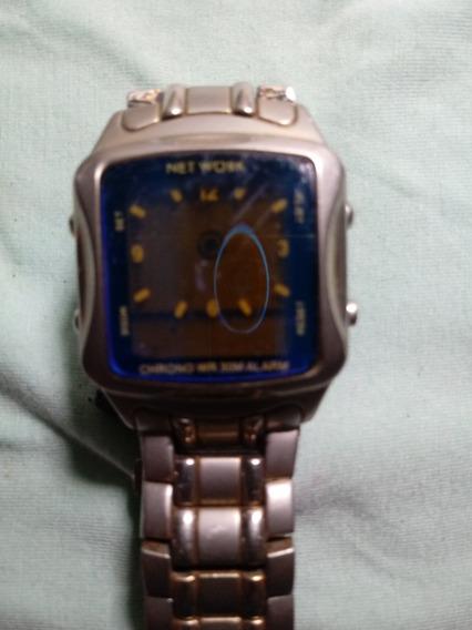 Relógio Antigo Network Original