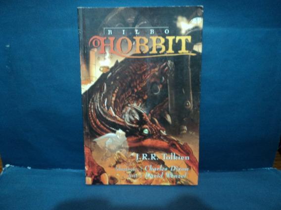 Livro: O Hobbit ( J. R. R. Tolkien ) Em Quadrinhos