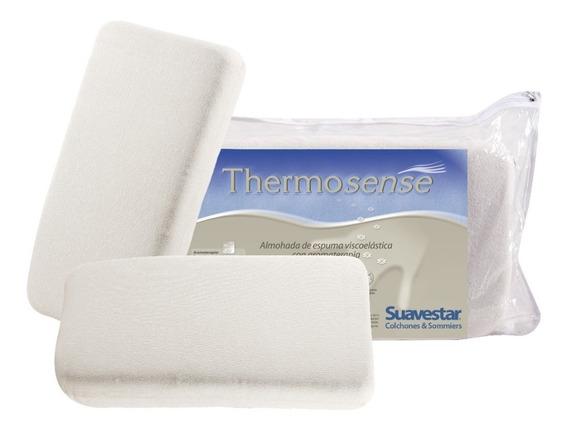 Almohada Suavestar Thermosense Espuma Viscoelástica