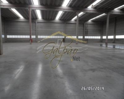 Galpão Comercial Para Locação, Alphaville Empresarial, Barueri - Ga1850. - Ga1850