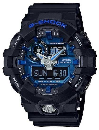 Relógio Casio G-shock Ga-710-1a2dr