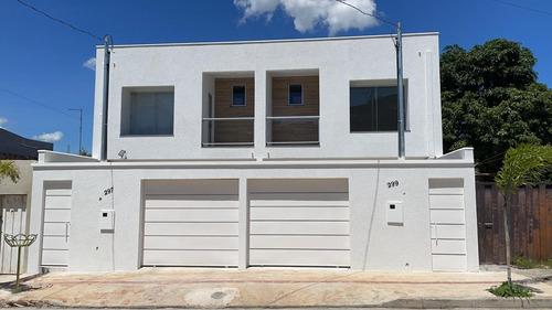 Casa - Alvenaria, Para Venda Em Betim/mg - Imob24