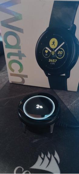 Galaxy Watch Active C/ Correa Metálica $4000 Negociable
