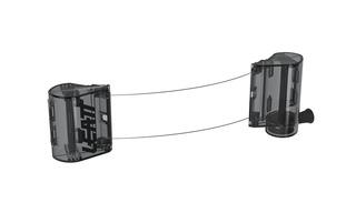 Sistema Roll Off 48mm Leatt Para Goggles Velocity 2019