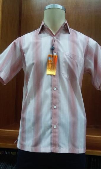 Camisa Para Hombre Con Manga Corta De La Marca Mariscal
