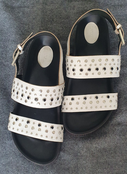 Sandalias Blancas Paruolo