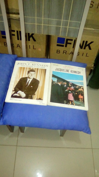 The Life Story John F. Kennedy E Jacqueline Kennedy 1963