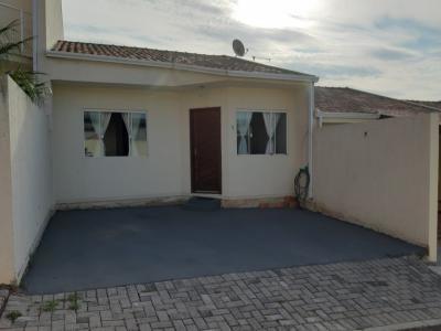Casa Condomínio Com Moveis No Bairro Estação - Araucária - 226