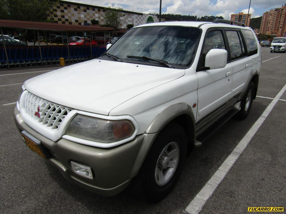 Mitsubishi Nativa Gls At 3000cc Aa 4x4 Ct