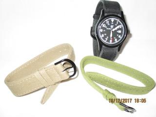 Reloj Smith Wesson Militar Original Impecable