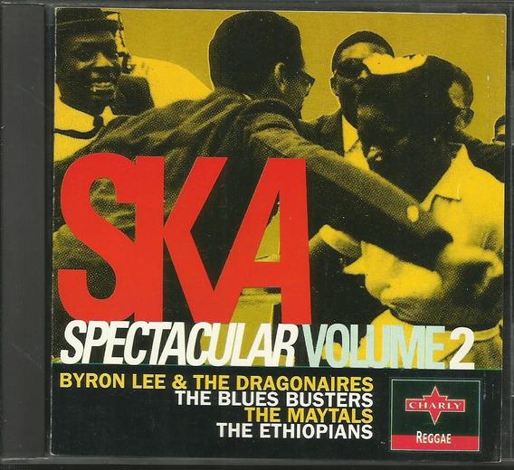 Cd Ska Spetacular Vol. 2 (selo Charly Reggae) 1993
