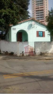 Casa Simples Terreno 322 M2 À Venda, R$ 350.000 - Jardim Paulista - São José Dos Campos/sp - Ca0487