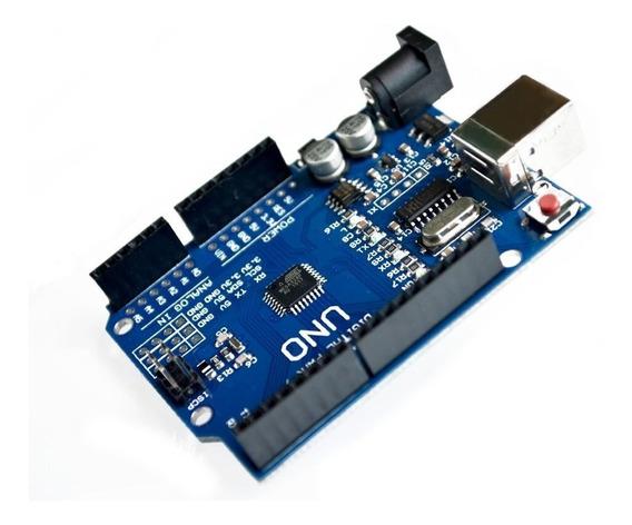 Arduino Uno Compatível Rev3 Mega328p Smd - Baratíssimo