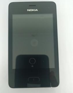 Nokia Asha 501 Preto Com Defeito Sem Garantia