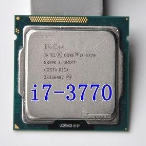 Processador Intel I7 3770 Lga 1155 3.1ghz/3geração