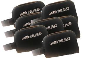 Bolso Al Stem Simple Para Bicicleta Mao Pack 10 Unidades
