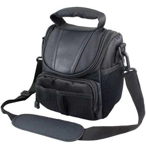 Bolsa Case Câmera Canon T3i T5i T6i T7i 70d Sx60 Minibag