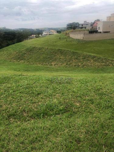 Imagem 1 de 6 de Terreno À Venda, 800 M² - Condomínio Residencial Terras De Santa Tereza - Itupeva/sp - Te1771