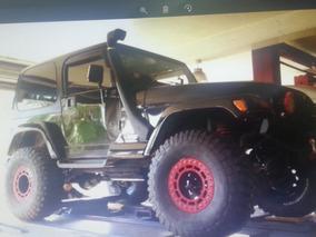 Jeep Wrangler Sahara Techo Duro At