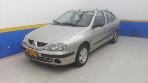 Renault Mégane Meganne 1.4 Aa 2003