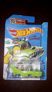 Hot Wheels Hw City 58/250 The Homer (simpsons)
