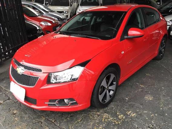 Chevrolet Cruze Sport Lt 1.8 Ecotec Aut. 5p 2013 Vermelho