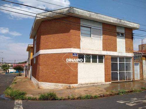 Imagem 1 de 17 de Sobrado Com 3 Dormitórios À Venda, 190 M² - Sumarezinho - Ribeirão Preto/sp - So0618