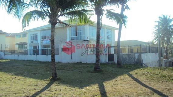 Encantadora Casa Com 3 Suítes Em Frente A Praia - 93150958