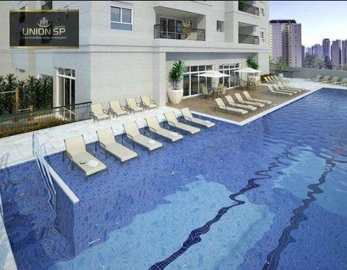 Apartamento Garden Com 2 Dormitórios À Venda, 142 M² Por R$ 1.111.200,00 - Morumbi - São Paulo/sp - Gd0282
