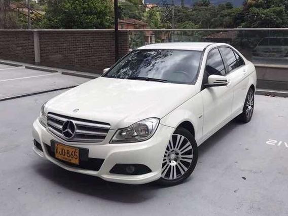 Mercedes Benz Clase C C 180 Cgi