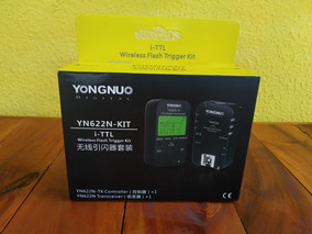 Rádio Flash Yongnuo Yn622n-kit Para Nikon,