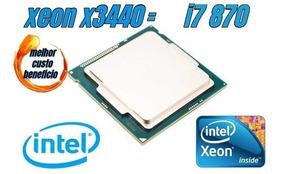 Processador Intel Xeon X3440 + 8gb De Memoria Ddr3 1600mhz