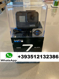 Brand New Gopro Hero 7 Black - 12mp - 4k Action Camera