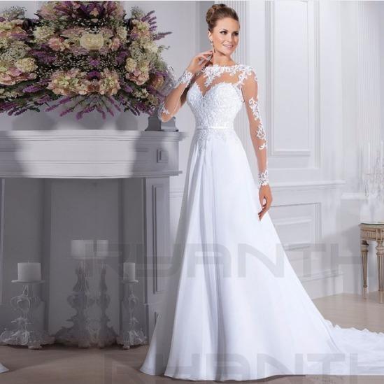 Vestidos De Casamento Robe N28