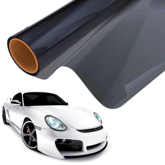 Insulfilm Grafite 20% Solarium Tintado Bobina 15mm